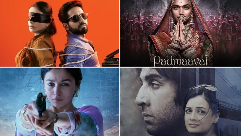 64th Filmfare Awards: Complete List of Nominations for 2019