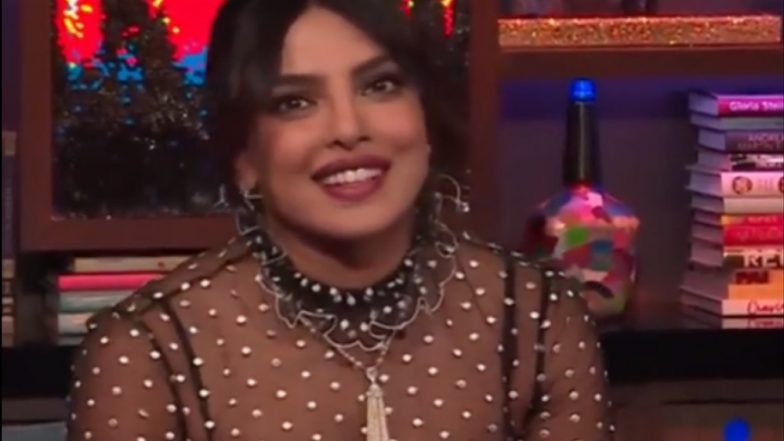Priyanka Chopra Reveals Details About Her Character as Ma Aanand Sheela in Barry Levinson's Next