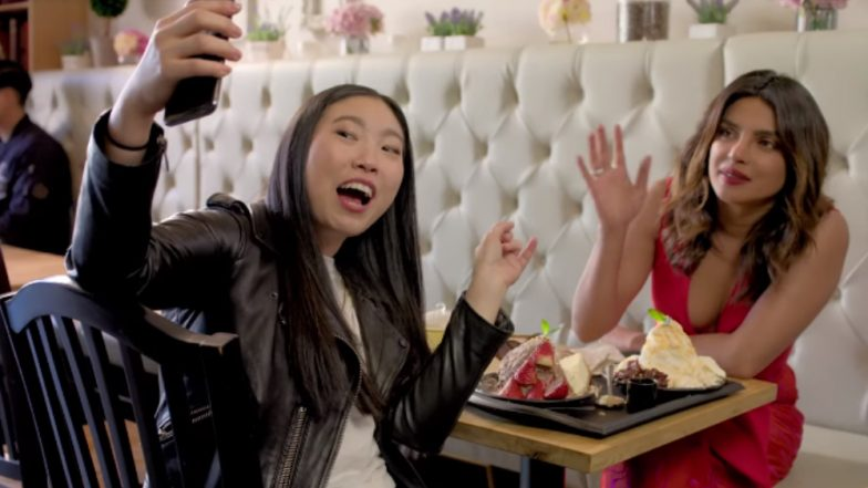 If I Could Tell You Just One Thing Trailer: Priyanka Chopra Jonas Meets Diane Von Furstenberg, Awkwafina, Simone Biles for Her YouTube Special – Watch Video