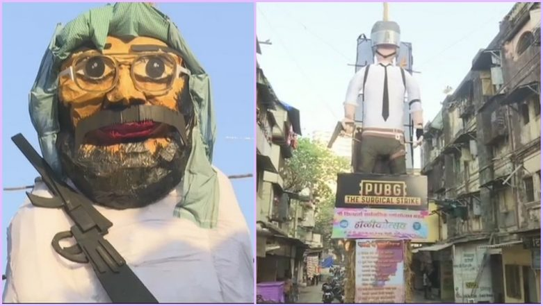 Holika Dahan 2019 in Mumbai: Effigies of Jaish-e-Mohammed's Masood Azhar and PUBG Game to Set Ablaze in Worli