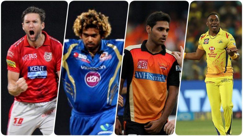 IPL Purple Cap Holders: List of Highest Wicket Taker Bowlers From 2008-18 of Each Season in the Indian Premier League