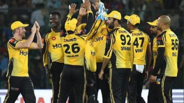 PSL 2019 Live Streaming, QG vs PZ: Get Live Cricket Score, Watch Free Telecast of Quetta Gladiators vs Peshawar Zalmi on Geo Super, PTV Sports & Cricketgateway Online