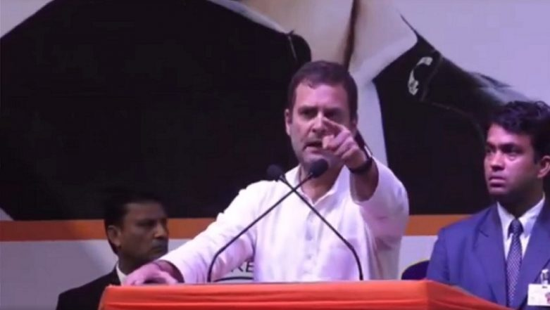 Rahul Gandhi Puts Speculations of Alliance With AAP to Rest, Says Congress Set to Win All 7 Seats in Delhi