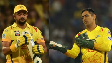 MS Dhoni to Quit CSK Captaincy? Suresh Raina Hints He Might Replace the 'Captain Cool'