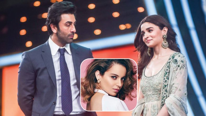 Kangana Ranaut Is Against Calling Ranbir Kapoor and Alia Bhatt 'Young', Says 'Are They Kids or Are They Dumb?'