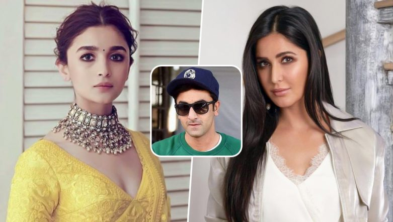 Ranbir Kapoor's Ex-Flame Katrina Kaif Wishes Alia Bhatt on Her Birthday With a Sweet Message – View Pic