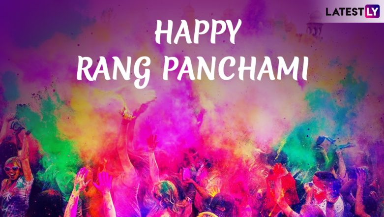 Rang Panchami 2019 Significance: Why This Day Is Celebrated? Know History of the Last Day of Holi