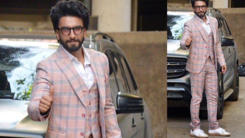 Ranveer Singh Meets Sanjay Leela Bhansali! Is a Fourth Movie Together on the Cards? See Pics