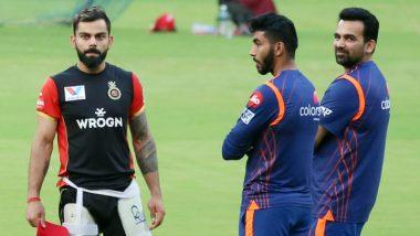 RCB vs MI Toss Report and Playing XIs Live Update: Virat Kohli Wins Toss, Opts to Bowl; Lasith Malinga Returns for Mumbai Indians