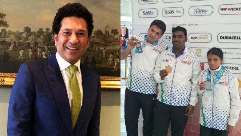 Sachin Tendulkar Congratulates Indian Athletes for Winning 368 Medals at Special Olympics 2019, Says 'Special People Do Special Things'
