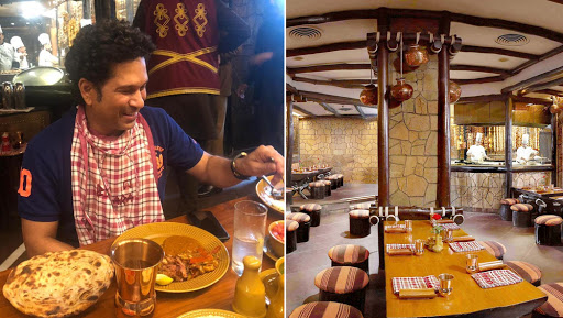 Sachin Tendulkar Enjoys 'Tandoor Cooked Kebabs' at This Iconic Restaurant, Check Picture!
