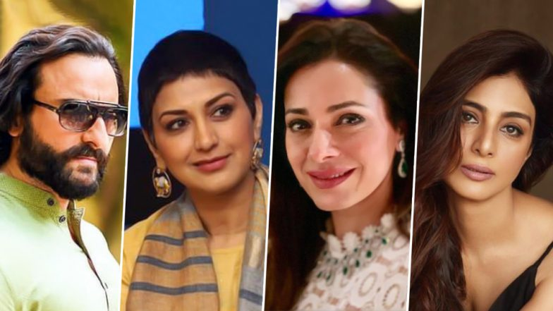 Blackbuck Poaching Case: Saif Ali Khan, Sonali Bendre, Neelam Kothari, Tabu Issued Notice by Jodhpur High Court After State Government Challenges Their Acquittal