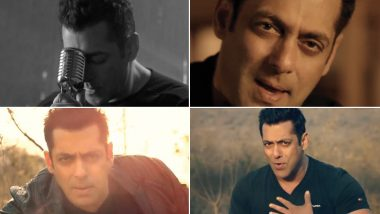 Notebook Song Main Taare Teaser: Salman Khan Serenades Us With This Melodious Love Song (Watch Video)