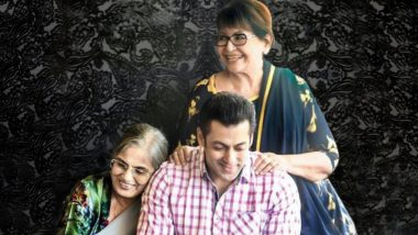 Women's Day 2019: Salman Khan Shares An Adorable Photo With His Moms Salma and Helen - View Pic!