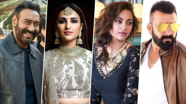 Bhuj: The Pride of India: Parineeti Chopra, Sonakshi Sinha, Sanjay Dutt and Rana Daggubati Join Ajay Devgn in Abhishek Dudhaiya's Next