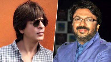 Sanjay Leela Bhansali to Announce a Movie With Shah Rukh Khan As Salman Khan-Alia Bhatt's Inshallah Gets Shelved?