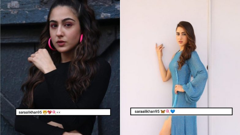Sara Ali Khan Is Developing a New Emoji Based Language Through Her Instagram Captions and We Are Here For It! (See Pics)