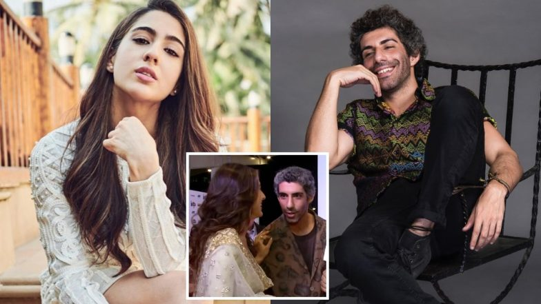 Jim Sarbh Videobombs Sara Ali Khan's Interview, Says She Is His Style Inspiration – Watch Video