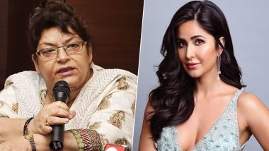Prabhudeva REPLACED Saroj Khan as the Choreographer in Thugs of Hindostan and the Reason is Katrina Kaif