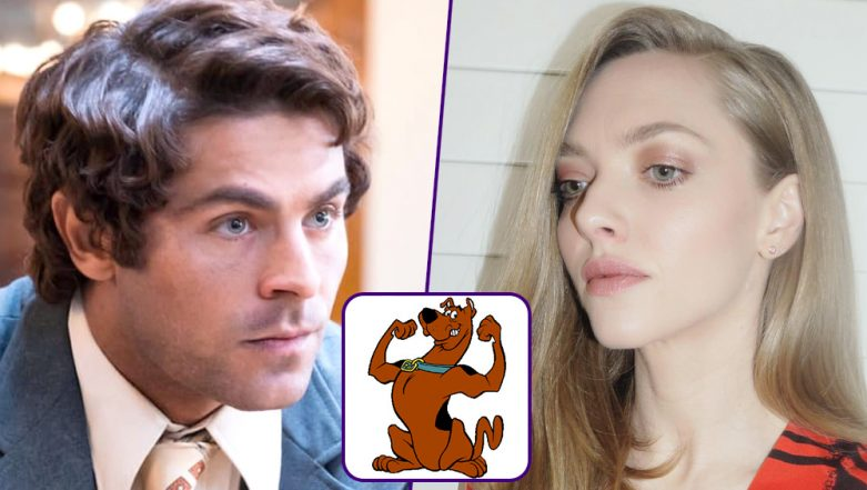 Zac Efron and Amanda Seyfried Roped In For New Scooby Doo Movie Titled Scoob - Read Details