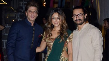 Aamir Khan Once Brought His Own Food in a 'Tiffin Box' at Shah Rukh-Gauri Khan's Dinner Party! Find Out Why