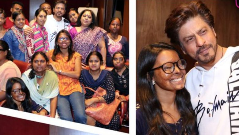 Image result for latest images of shah rukh khan do the acid attack survivor marriage