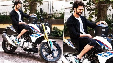 BMW G 310 R Motorcycle is Shahid Kapoor's Perfect Hack to Mumbai Traffic: View Pics