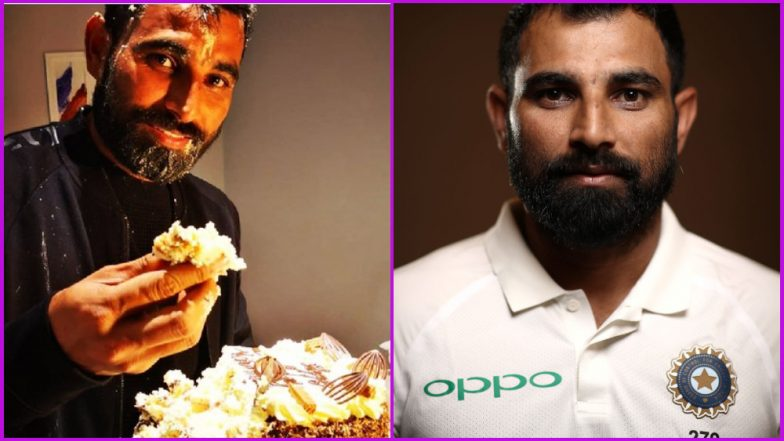 Mohammed Shami Real Birthday: BCCI's Official Website Lists Fast Bowler's Wrong Birth Date!