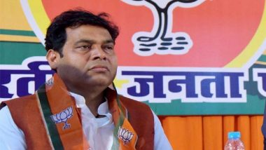 Ram Temple in Ayodhya Will Give a Boost to Tourism, Create Jobs, Says UP Minister Shrikant Sharma