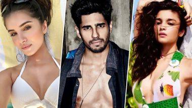 Tara Sutaria or Alia Bhatt - Who Looks Better With Sidharth Malhotra? Vote Now
