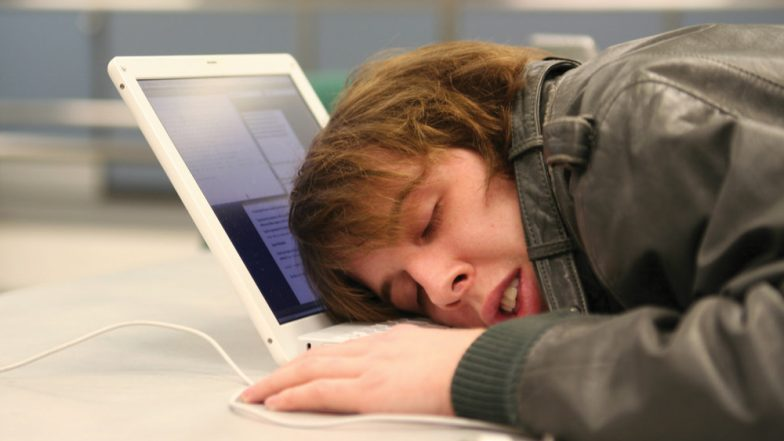 World Sleep Day 2019: It's March 15 & I Am at My Work Desk, Sleep Deprived; Ironic Much?