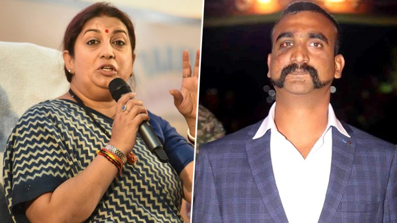 Wednesday Wisdom: Smriti Irani's Instagram Post Inspired by IAF Wing Commander Abhinandan Varthaman Is a Perfect Message for Students This Exam Season