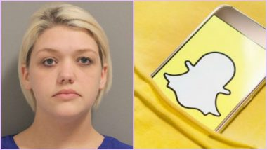 Texas Female Teacher Allegedly Sent Nude Photos & Masturbation Videos of Herself to 15-Year-Old Student on Snapchat; Face Charges
