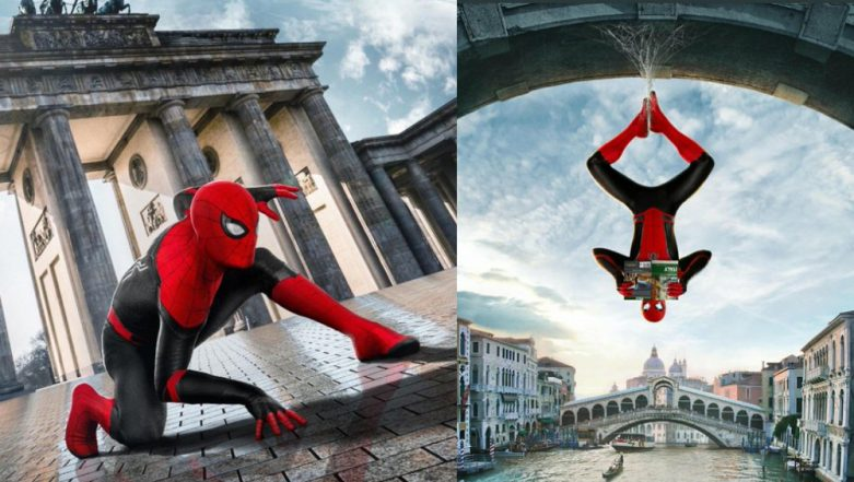 Spider Man: Far From Home New Trailer Gets Leaked Online and There are Some Good Surprises Lying Ahead of You (Watch Video)