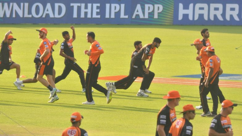 SRH vs MI, IPL 2019, Hyderabad Weather & Pitch Report: Here's How the Weather Will Behave for Indian Premier League 12's Match Between Sunrisers Hyderabad and Mumbai Indians