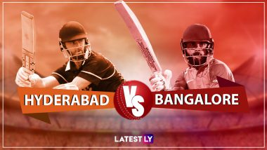 RCB 113/10 in 19.5 Overs | SRH 231/2 in 20 Overs| SRH vs RCB, Live Cricket Score of IPL 2019 Match: Sunrisers Hyderabad Wins By 118 Runs
