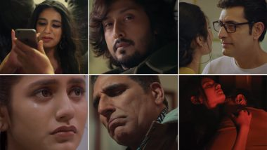 Sridevi Bungalow Teaser 2: Priya Prakash Varrier Starrer Showcases Her Character's Complicated Love Life (Watch Video)