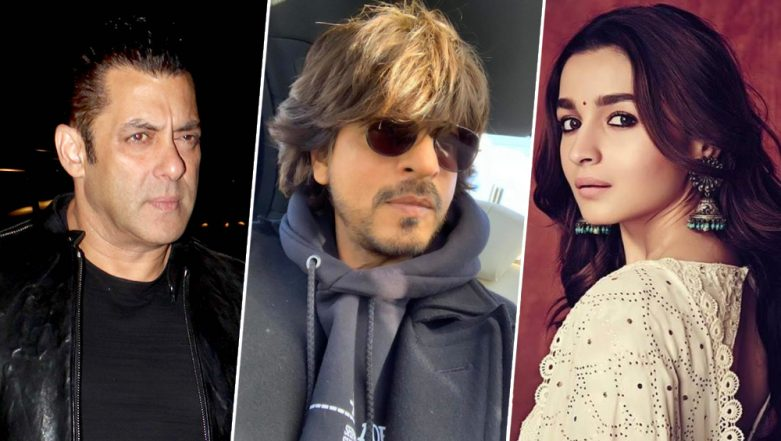 Salman Khan in Inshallah, Shah Rukh Khan in Dear Zindagi – Alia Bhatt and Her Unusual Onscreen Pairings in Bollywood!