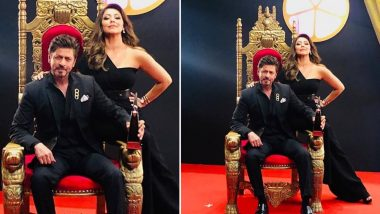 Not Daenerys Targaryen, nor Night King, but Bollywood King and Queen - Shah Rukh Khan and Gauri Khan - Have Taken over the Iron Throne, See Pic