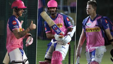 Ahead of SRH vs RR Clash, Here Are Few Milestones Rajasthan Royals Can Achieve During VIVO IPL 2019 Match 8