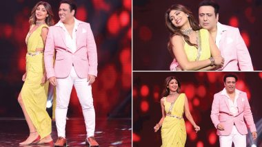 Super Dancer Chapter 3: Shilpa Shetty Kundra and Govinda Re-Unite After 20 Years!