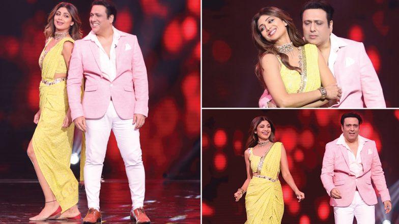 Super Dancer Chapter 3: Shilpa Shetty Kundra and Govinda Re-Unite After 20 Years!