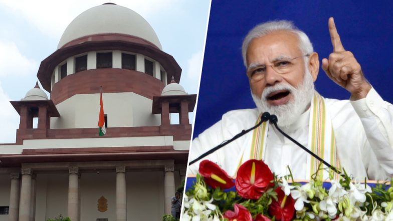 Modi Government Defends EWS Quota In Supreme Court, Says 'Amendment For 10% Reservation Doesn't Violate Basic Structure of Constitution'