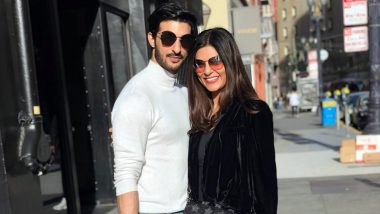 Sushmita Sen and Boyfriend Rohman Shawl are Soaking Up Some San Francisco Sun - See Pics