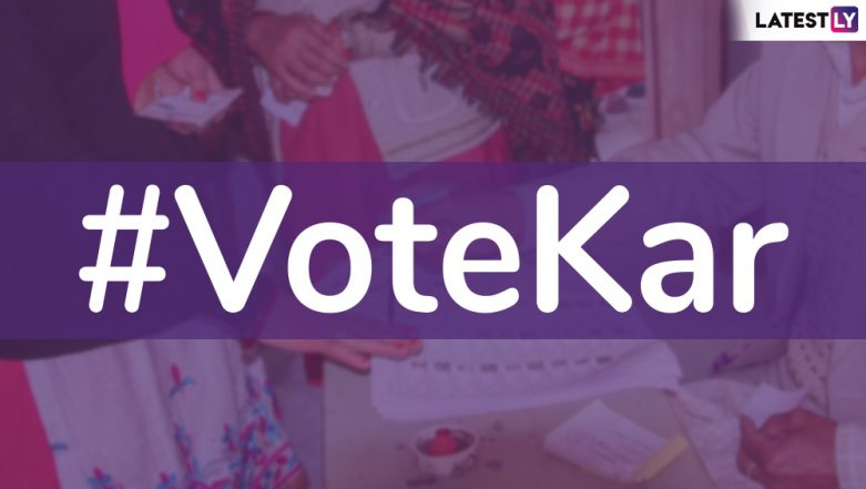 #VoteKar: It's The Festival Of Democracy, Time To Cast Your Vote; Quotes & Messages Urging Citizens to Participate in Lok Sabha Elections 2019