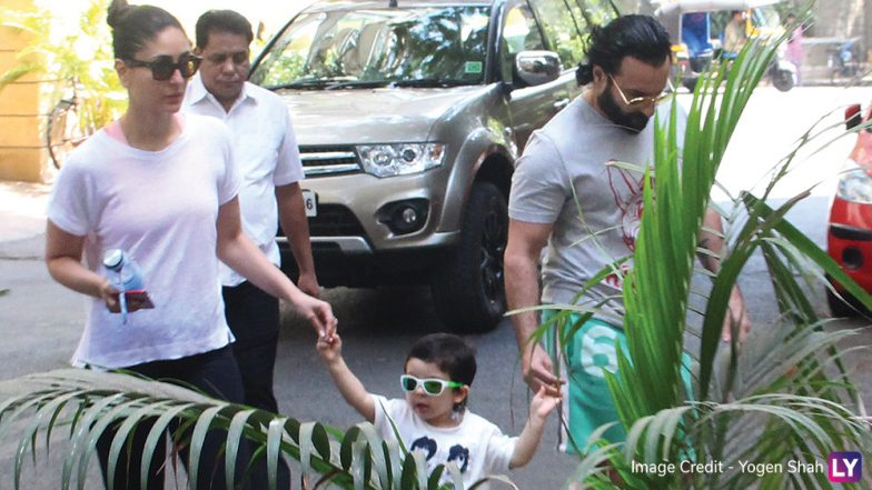 Saif Ali Khan Wants the Paparazzi to Leave Taimur Alone; Says 'Kids Should Enjoy the Basic Right of Growing Up Away from Media Glare'