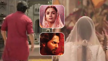 Kalank Song Ghar More Pardesiya Teaser: Alia Bhatt – Varun Dhawan's Love Track Is a Visual Treat! Watch Video