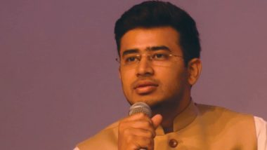 Shaheen Bagh is Stark Reminder of Return of Mughal Raj, Says BJP MP Tejasvi Surya