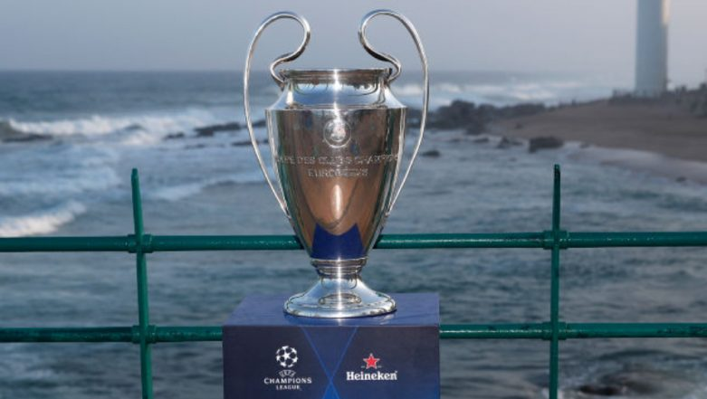 UEFA Champions League 2018-19 Quarter-Final Schedule: Match Timings of UCL Quarters in IST
