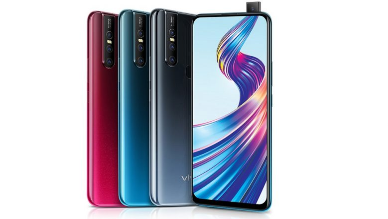 Vivo V15 Smartphone With 6GB RAM, Pop-up Selfie & Triple Rear Cameras Launched; Priced in India At Rs 23,990
